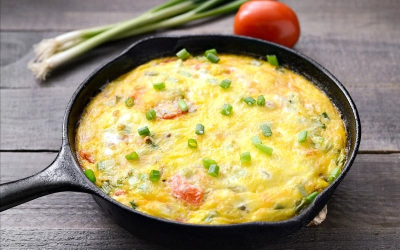 Mexican Frittata Recipe
